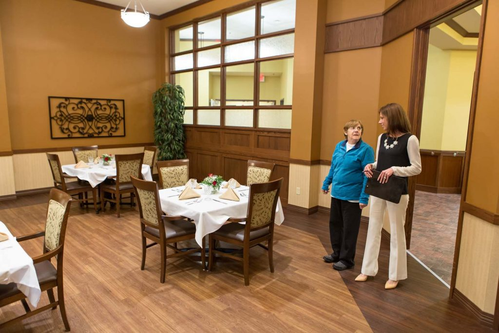 best senior care Illinois