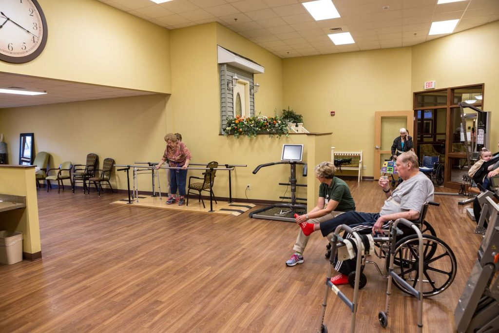 rehabilitation facilities Illinois